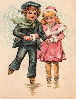 schaatsendekinderen